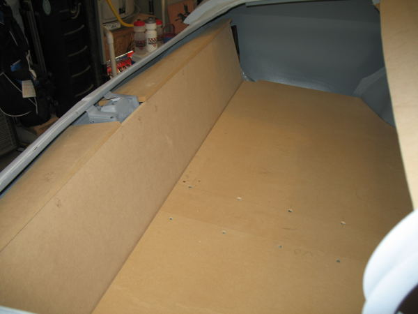Custom Trunk Panels Page 2 Chevelle Tech